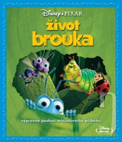 BLU-RAY Film - Život chrobáka - Disney (Bluray)