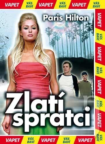 5113dc7c1 DVD Film ~ Zlatí spratci ~ P. Hilton, J. DeBello, T. Cannatella, J ...