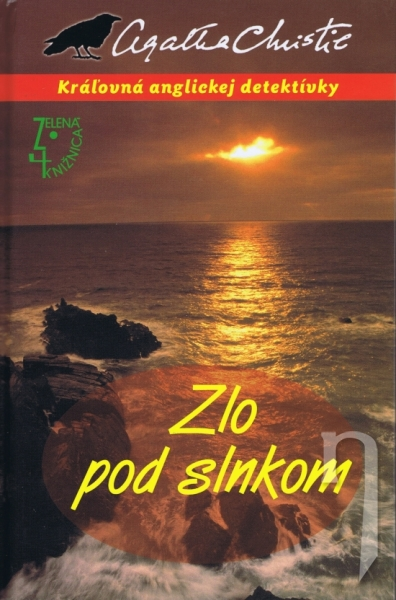 Kniha - Zlo pod slnkom