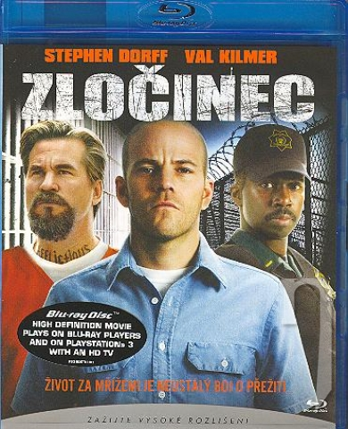 BLU-RAY Film - Zločinec (Blu-ray)