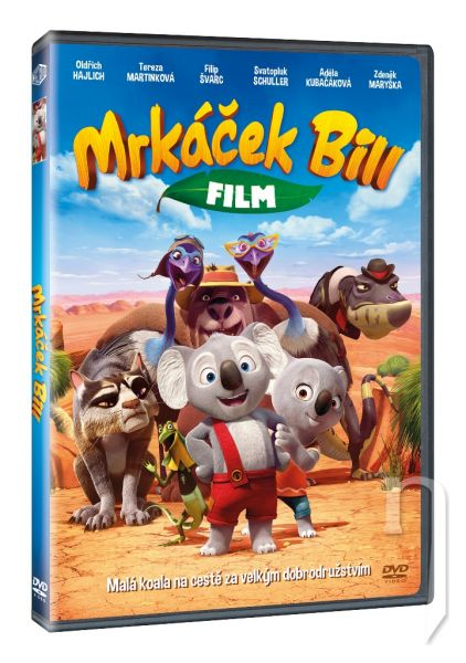 DVD Film - Žmurko Bill