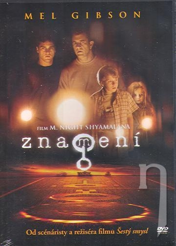 DVD Film - Znamenia