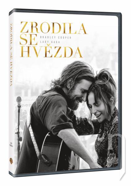 DVD Film - Zrodila se hvězda