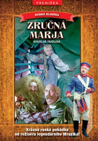 DVD Film - Zručná Marja