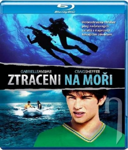 BLU-RAY Film - Stratení na mori (Bluray)