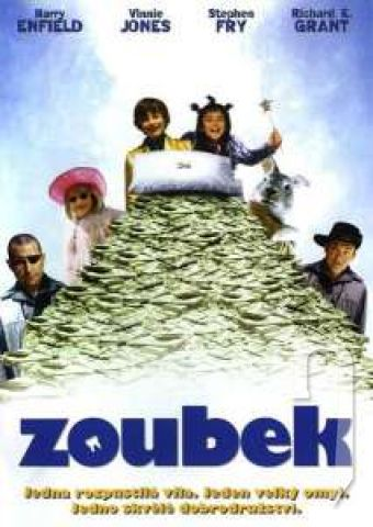 DVD Film - Zúbok