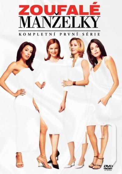 Zúfalé manželky - 1. séria 11 DVD (seriál) (DVD)
