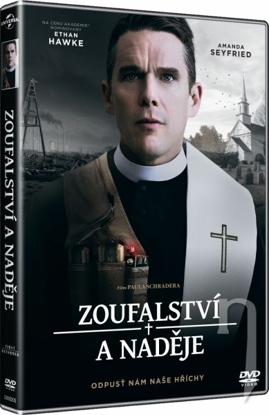 DVD Film - Zoufalství a naděje