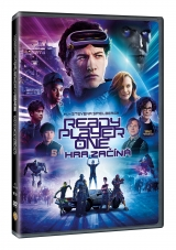 DVD Film -  Ready Player One: Hra sa začína (2 DVD)