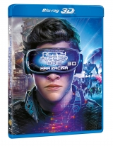 BLU-RAY Film -  Ready Player One: Hra sa začína (3D+2D)