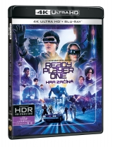 BLU-RAY Film -  Ready Player One: Hra sa začína (UHD+BD)