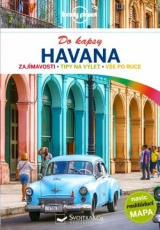 Kniha - Havana do kapsy-Lonely planet