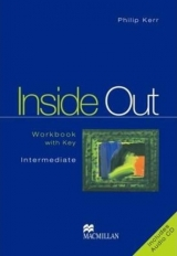 Kniha - Inside Out: Intermediate: Workbook Pack with Key