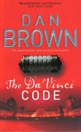 Kniha - The Da Vinci Code