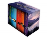 Kniha - Harry Potter Boxed Set: The Complete Collection