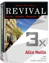 DVD Film - 3x Alice Nellis