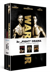 DVD Film - 3x Fight dráma