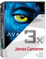DVD Film - 3x James Cameron (3 DVD)