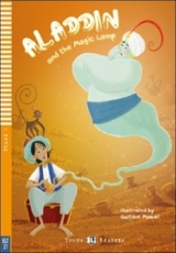 Kniha - Aladdin and the Magic Lamp - New edition with Multi-ROM(below A1)
