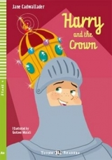 Kniha - Harry and the Crown (A2)