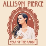 CD - Allison Pierce: Year of the Rabbit