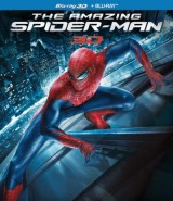 BLU-RAY Film - Amazing Spider-Man 3D/2D + figúrka