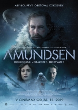DVD Film - Amundsen