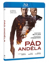 BLU-RAY Film - Angel Has Fallen