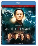 BLU-RAY Film - Anjeli a Démoni (Bluray)