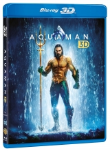 BLU-RAY Film - Aquaman 3D/2D