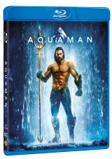 BLU-RAY Film - Aquaman