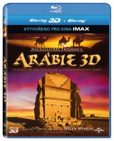 BLU-RAY Film - Arabie 3D