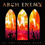 CD - Arch Enemy: As The Stages Burn (CD + DVD + BRD)