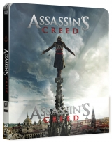 BLU-RAY Film - Assassins Creed - 3D + 2D Steelbook