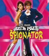BLU-RAY Film - Austin Powers: Špionátor