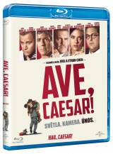 BLU-RAY Film - Ave, Caesar!