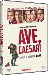DVD Film - Ave, Caesar!