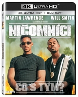BLU-RAY Film - Bad Boys / Ničomníci (UHD+BD)