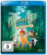 BLU-RAY Film - Bambi 2 (Bluray)