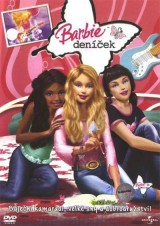 DVD Film - Barbie - Denníček