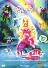 DVD Film - Barbie: Morská víla