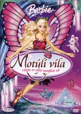 DVD Film - Barbie - Motýlí víla