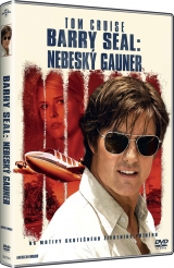DVD Film - Barry Seal: Nebeský gauner