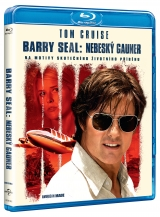 BLU-RAY Film - Barry Seal: Nebeský gauner