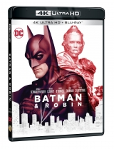 BLU-RAY Film - Batman a Robin 2BD (UHD+BD)