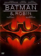 DVD Film - Batman a Robin