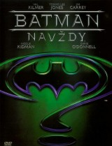DVD Film - Batman navždy