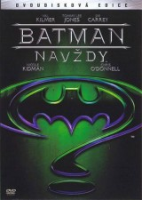 DVD Film - Batman navždy 2DVD