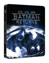 BLU-RAY Film - Batman sa vracia (steelbook)