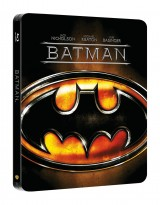 BLU-RAY Film - Batman (Steelbook)